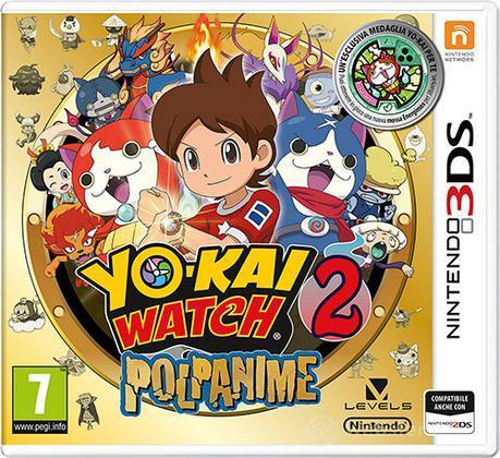 Yo-Kai Watch 2: Polpanime  Day One Ed.