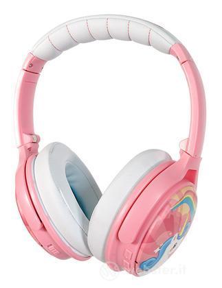BUDDYPHONE Cuffia Cosmos Unicorn Pink