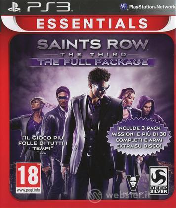 Essentials Saints Row the Third