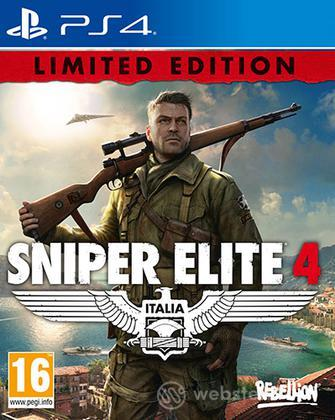 Sniper Elite 4 Limited Edition
