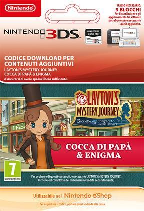 Lady Layton: Daddy's Girl & Puzzle