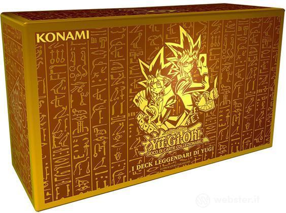 Yu-Gi-Oh! Deck Leggendari di Yugi