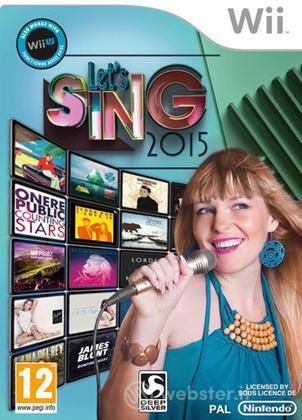 Let's Sing 2015 + Microfono