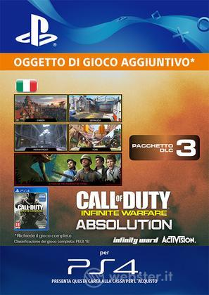 COD: Infinite Warfare DLC 3 Absolution