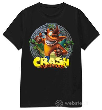 T-Shirt Crash Logo Tee XL