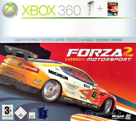 XBOX 360 Pro Forza 2 Motorsport Bundle