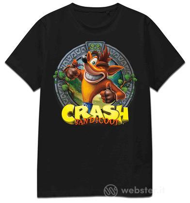T-Shirt Crash Logo Tee 2XL