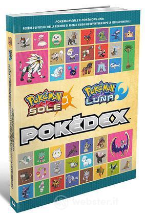 Pokemon Sole e Luna Pokedex - Guida Str.