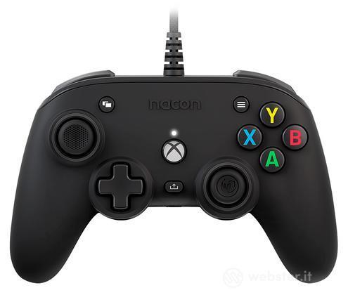 NACON Controller Compact Black XBOX