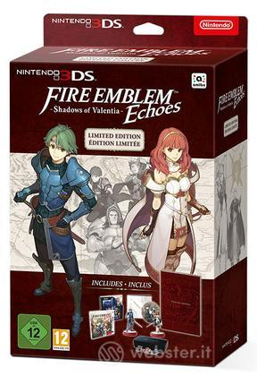 Fire Emblem Echoes Limited Ed.