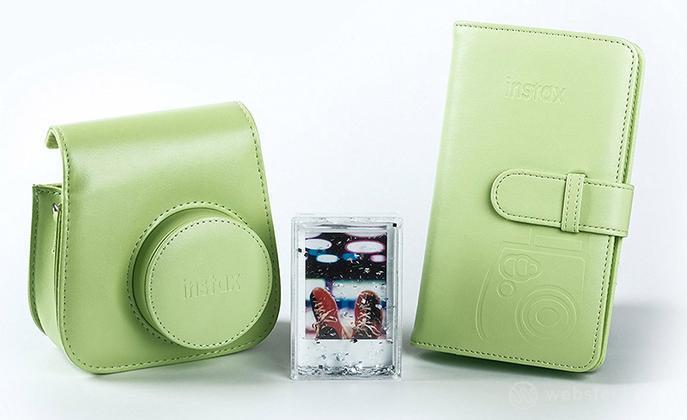 FUJIFILM Kit Acc. Instax MINI 9 Verde