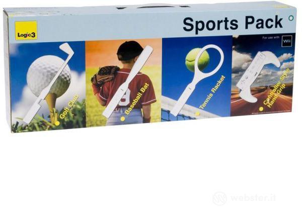 WII Sports Pack LOGIC 3