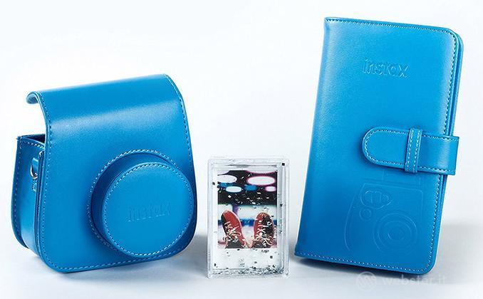 FUJIFILM Kit Acc. Instax MINI 9 Blu