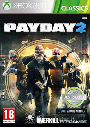 Pay Day 2 Best Seller Classics (UK)