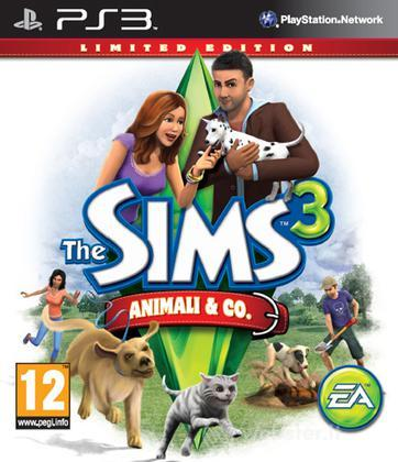 The Sims 3 Animali & Co Limited Ed.