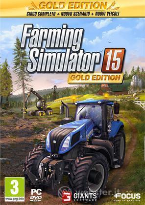 Farming Simulator 15 Gold Ed.