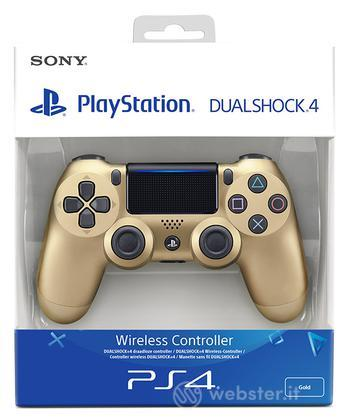 Sony Ctrl Dualshock 4 V2 Gold PS4
