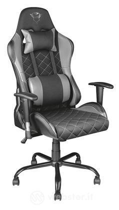 TRUST GXT 707G Resto Gaming Chair - grey