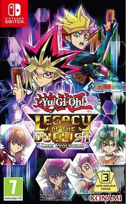 Yu-Gi-Oh! Legacy of the Duelist:Link Ev.