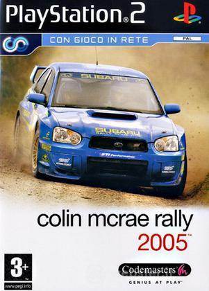 Colin Mc Rae Rally 2005