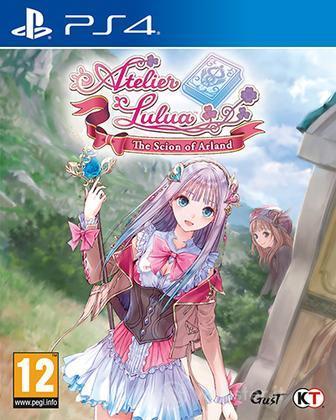 Atelier Lulua - The Scion of Arland