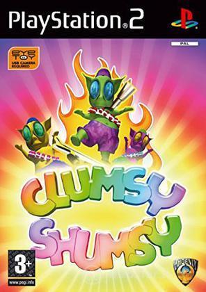 Eye Toy Clumsy Shumsy
