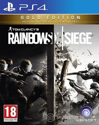 Rainbow Six Siege Gold