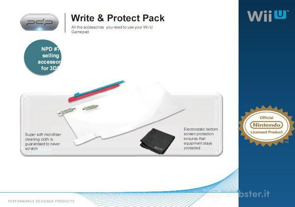 Pack Write & Protect Kit Wii U