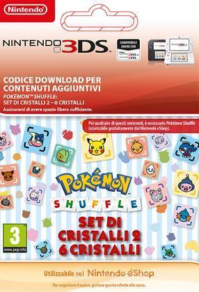 Pokemon Shuffle: 6 Jewels