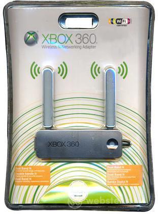 MICROSOFT X360 Wireless Network AdaptorN