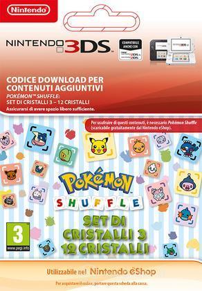 Pokemon Shuffle: 12 Jewels