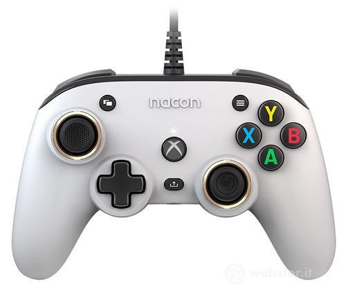 NACON Controller Compact White XBOX
