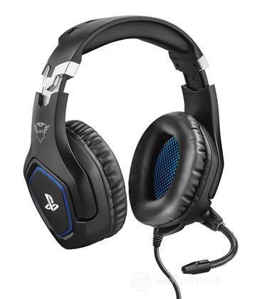 TRUST GXT 488 Forze PS4 Headset Black