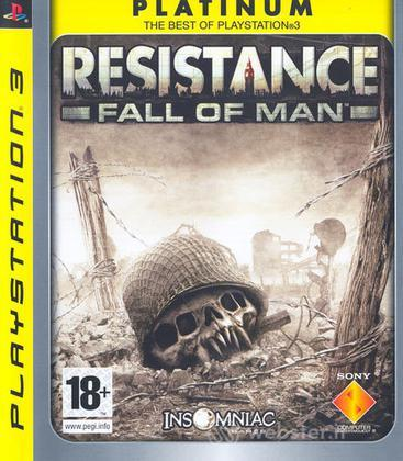 Resistance: Fall Of Man PLT