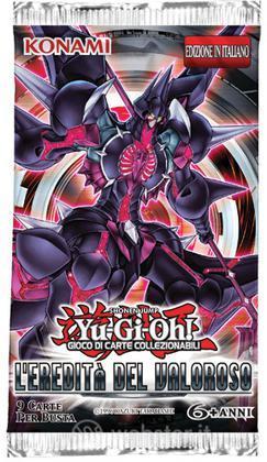 Yu-Gi-Oh! Eredita' del Valoroso Busta