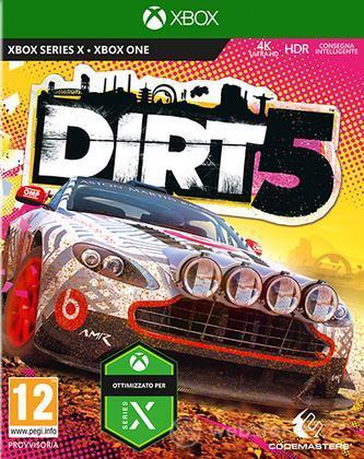 DIRT 5 Standard Edition