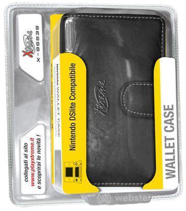 NDSLite Wallet Case - XT
