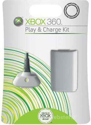 MICROSOFT X360 Kit Play & Charge