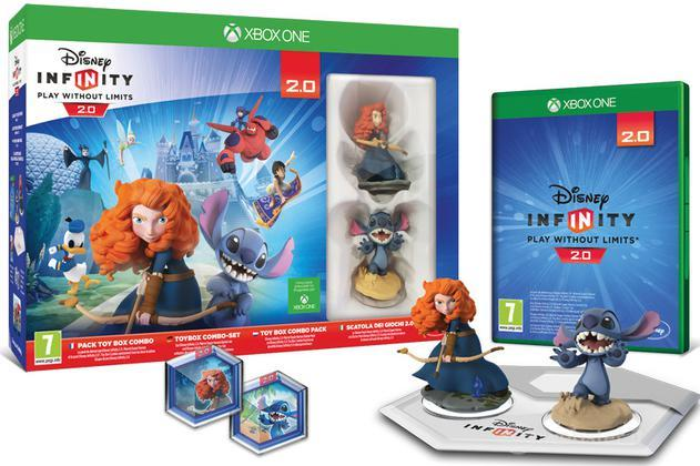 Disney Infinity 2 Originals Starter Pack