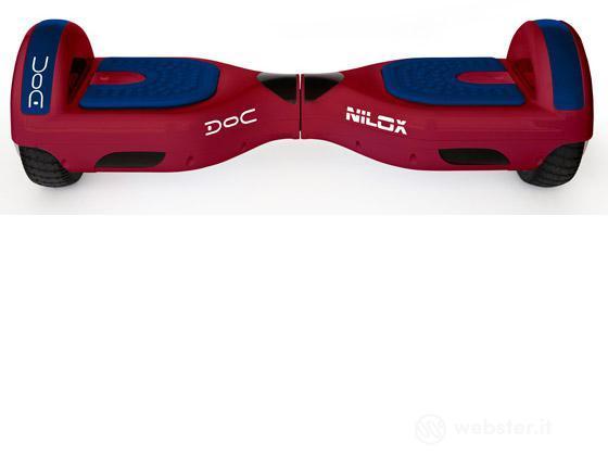 Nilox Hoverboard DOC Rosso/Blu