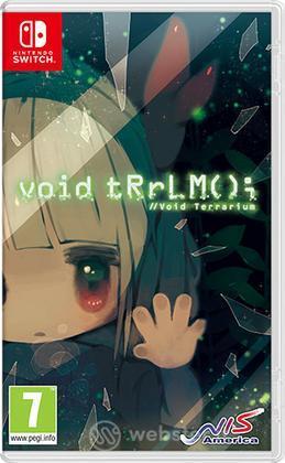 void tRrLM() Void Terrarium Limited