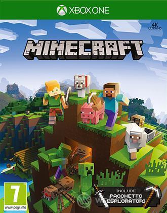 Minecraft + Explorer's Pack