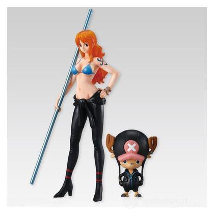 Figure One Piece Nami&Chopper Styling Ed