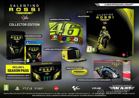 Valentino Rossi The Game Collector Ed.