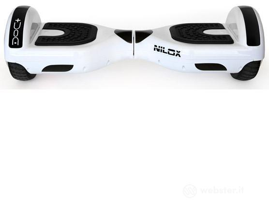 Nilox Hoverboard DOC+ Bianco