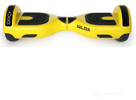 Nilox Hoverboard DOC+ Giallo