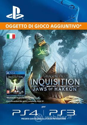 Dragon Age: Inquisition Fauci di Hakkon