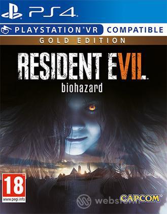 Resident Evil VII - Biohazard Gold Ed.