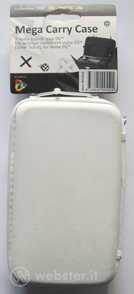 Mega Carry Case White 3DS DSI DSLite