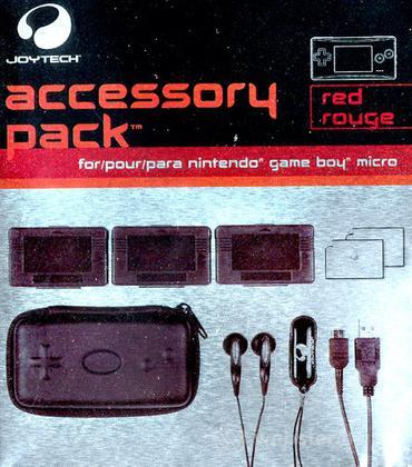 JOYTECH GBM - Accessories Pack Red